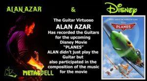 Alan Azar - Disney - Planes