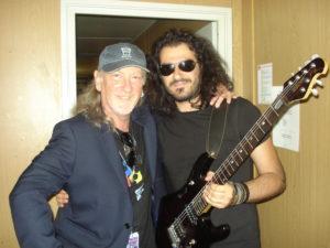 Roger David Glover (Deep Purple)