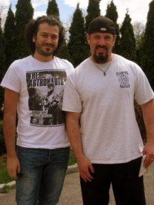 John Petrucci (Dream Theater) — Defective Harmony cd.