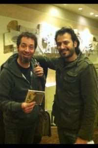 Alan Azar and Jeff Campitelli