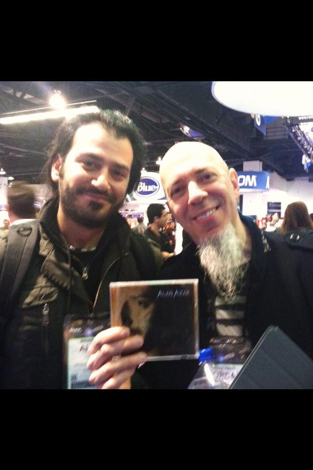 Alan Azar Jordan Rudess - The Cosmologist cd