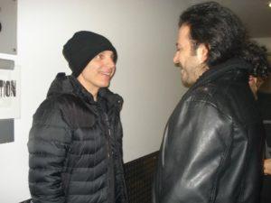 Alan Azar With Joe Satriani