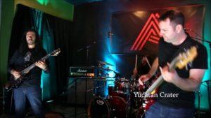 Alan Azar - Yucatan Crater live rehearsal
